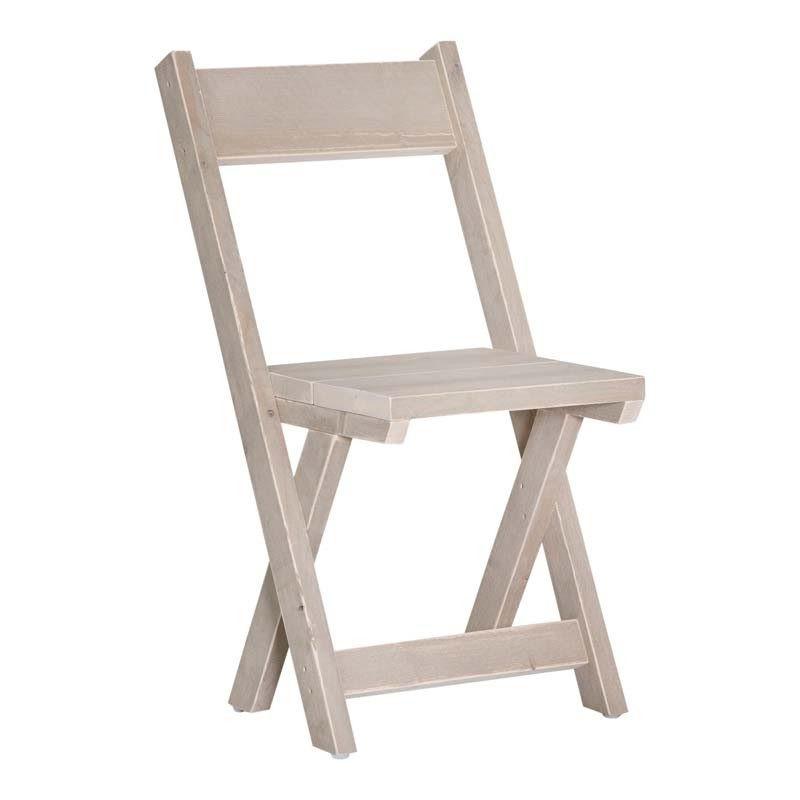 opklapbare stoel