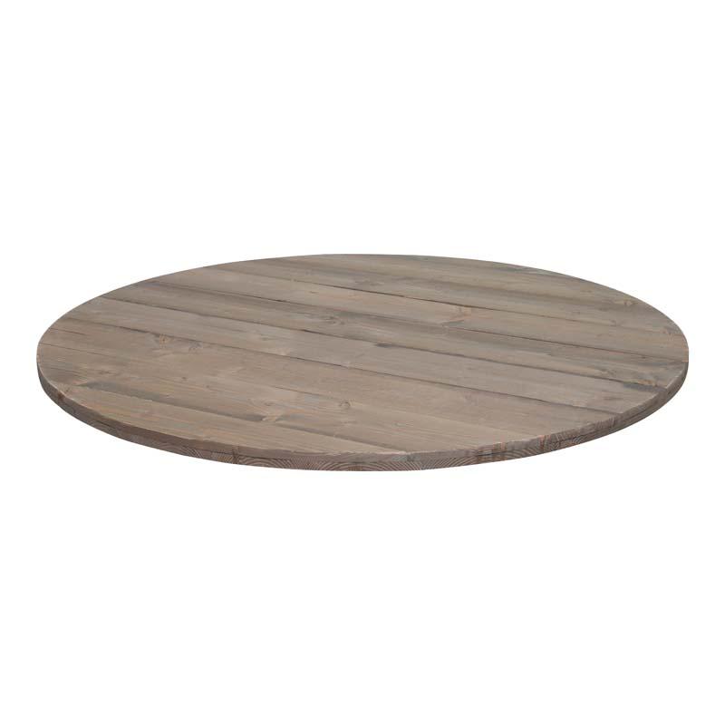 Rond tafelblad Oregon Pine